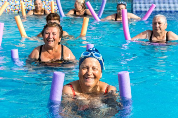 Conseils pour rester actif en vieillissant